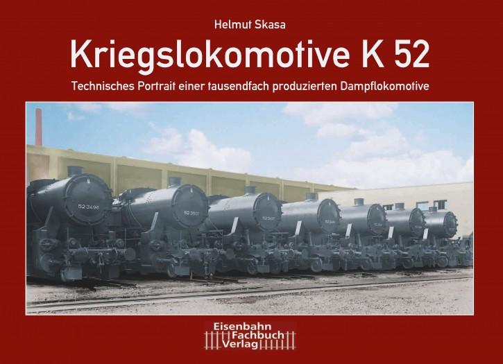 Kriegslokomotive K 52. Helmut Skasa