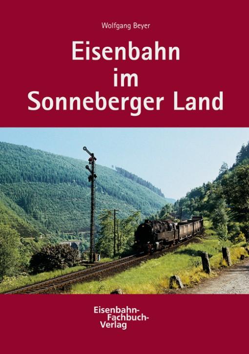 Eisenbahn im Sonneberger Land. Wolfgang Beyer