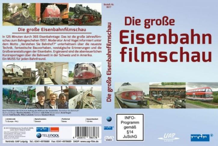 DVD: Die große Eisenbahnfilmschau 1997