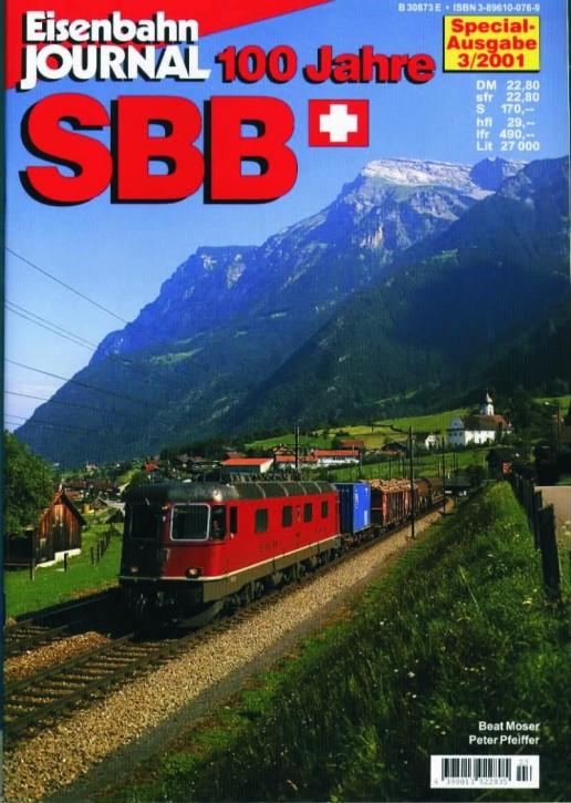 Eisenbahn Journal: 100 Jahre SBB