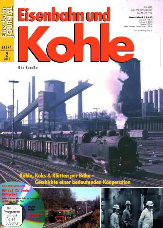 Eisenbahn-Journal Extra: Eisenbahn und Kohle