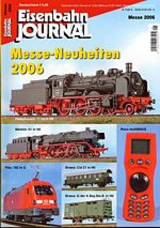 Eisenbahn Journal Messe-Ausgabe 2006