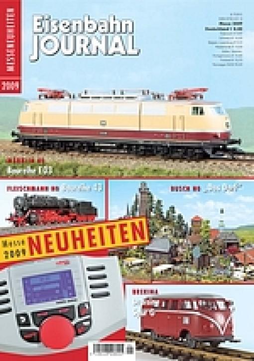 Eisenbahn Journal Messe-Ausgabe 2009