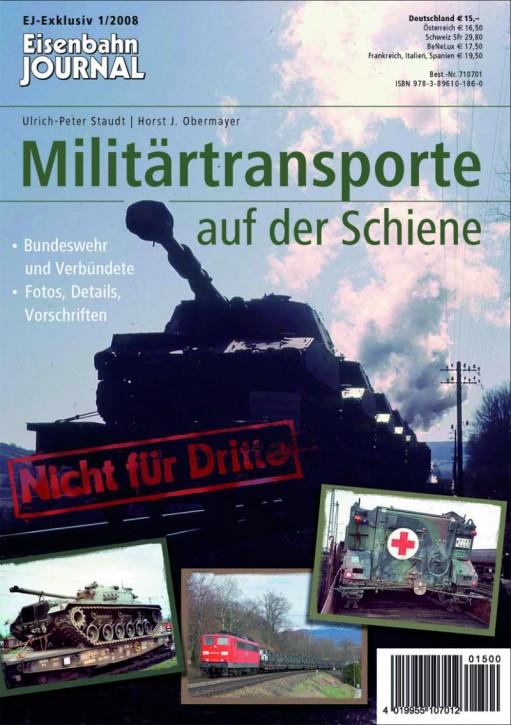 Eisenbahn-Journal Exklusiv: Militärtransporte auf der Schiene