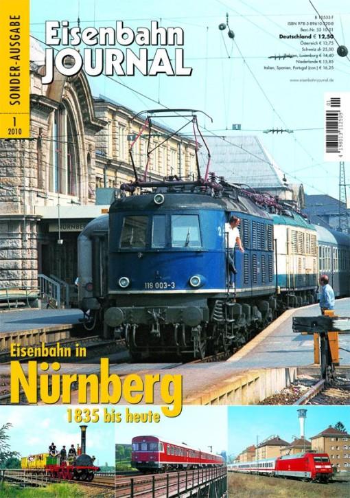 Eisenbahn Journal Sonderausgabe: Eisenbahn in Nürnberg