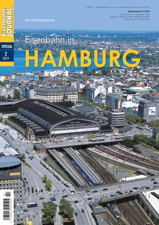 Eisenbahn Journal Special 2-2019: Eisenbahn in Hamburg