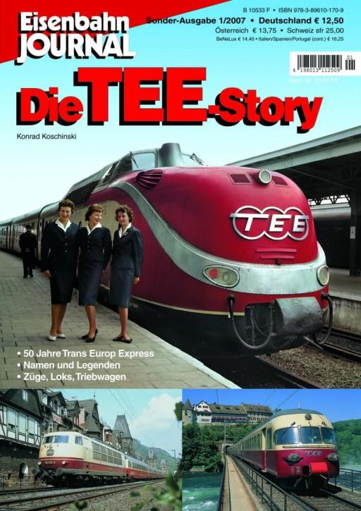 Eisenbahn Journal: Die TEE-Story