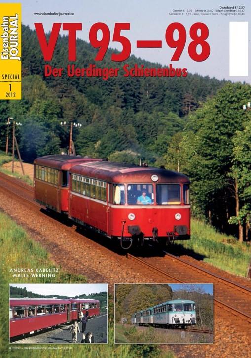 Eisenbahn Journal Special: VT 95–98. Der Uerdinger Schienenbus