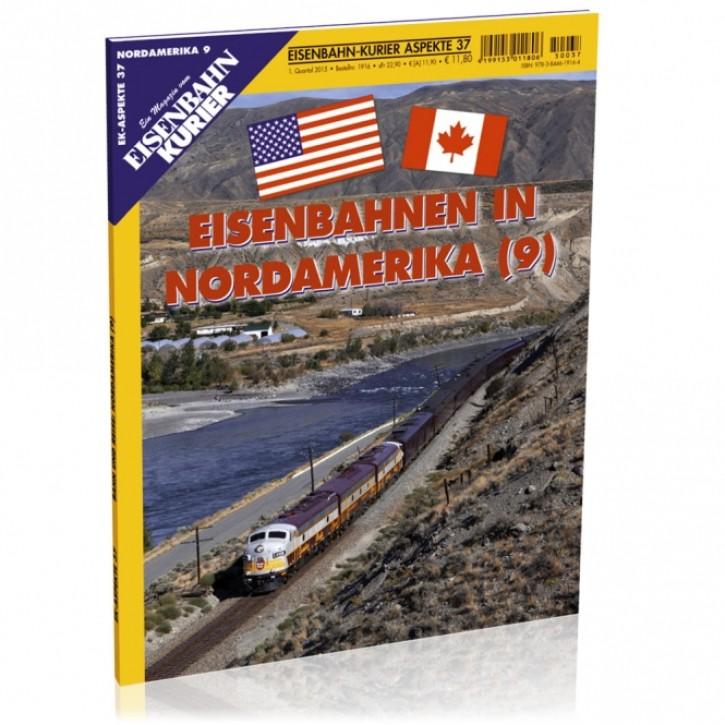 EK-Aspekte 37: Eisenbahnen in Nordamerika 9