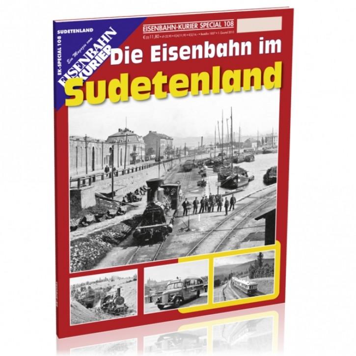 EK-Special 108: Die Eisenbahn im Sudetenland