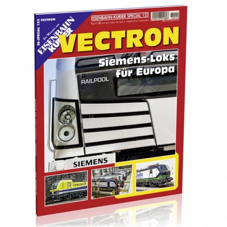 Eisenbahn-Kurier Special 122: Vectron. Siemens-Loks für Europa