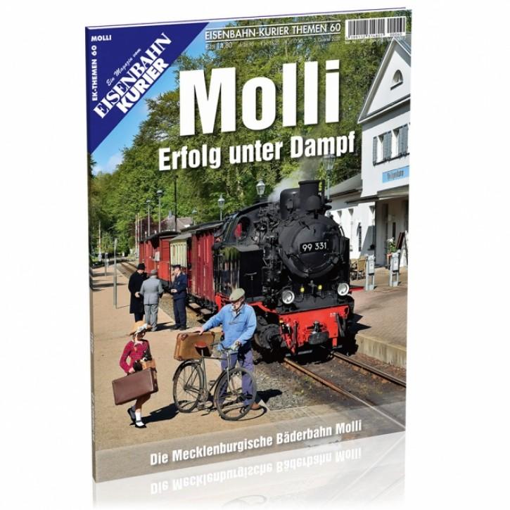 Eisenbahn-Kurier Themen 60: Molli. Erfolg unter Dampf
