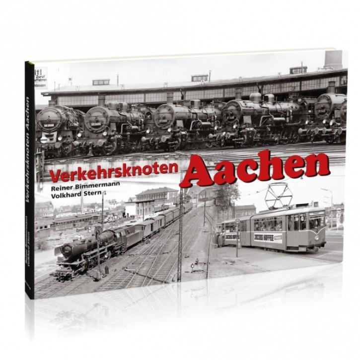 Verkehrsknoten Aachen. Reiner Bimmermann und Volkhard Stern