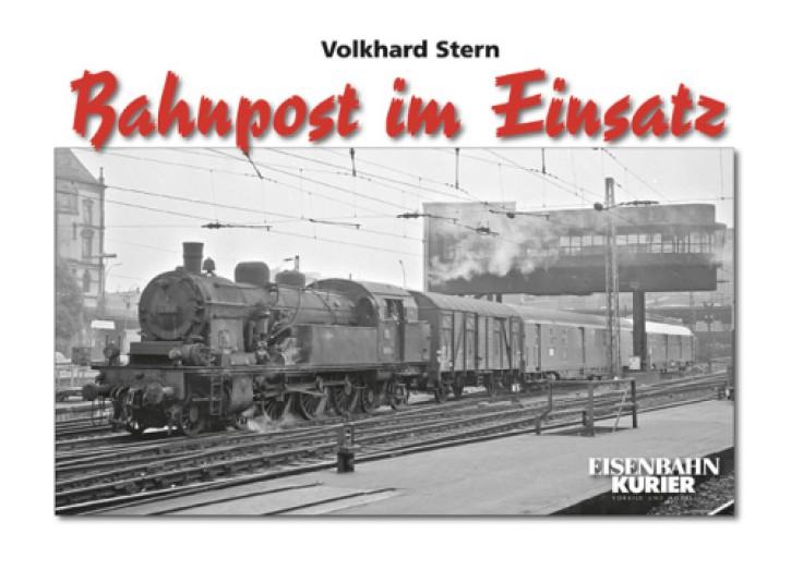 Bahnpost im Einsatz. Volkhard Stern