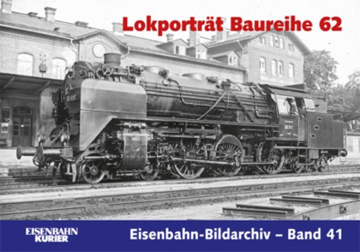 Eisenbahn-Bildarchiv 41. Lokporträt Baureihe 62
