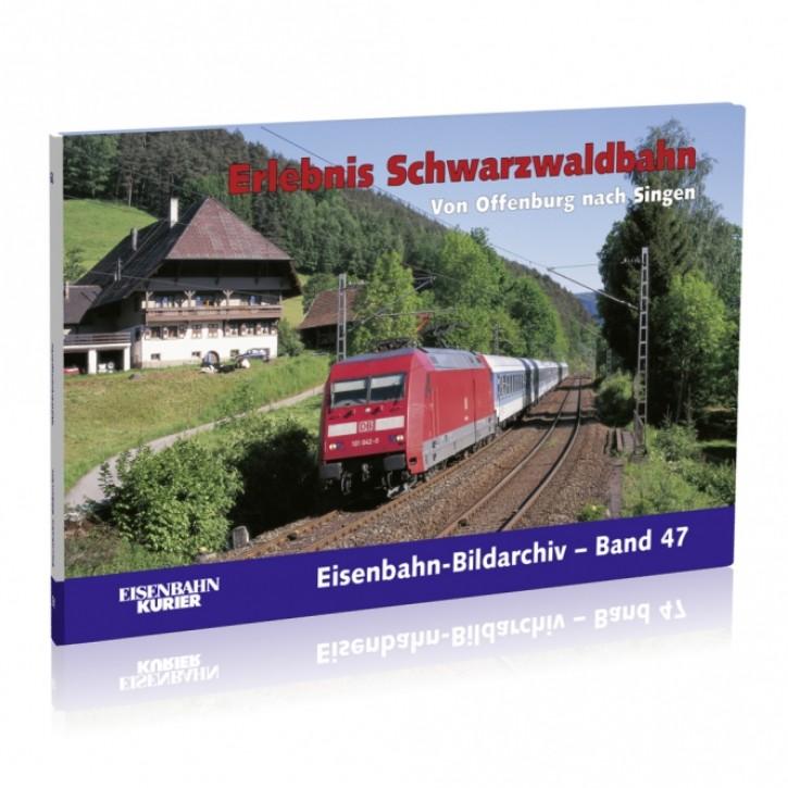 Eisenbahn-Bildarchiv 47. Erlebnis Schwarzwaldbahn. Von Offenburg nach Singen