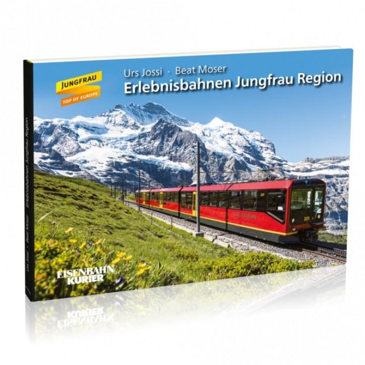 Erlebnisbahnen Jungfrau Region. Urs Jossi & Beat Moser
