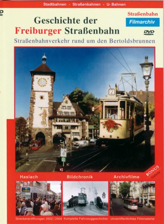DVD: Die Geschichte der Freiburger Straßenbahn