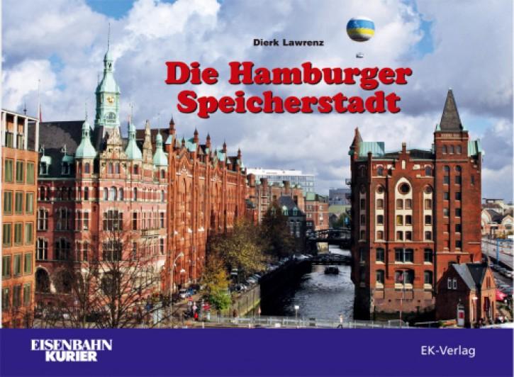 Die Hamburger Speicherstadt. Dierk Lawrenz