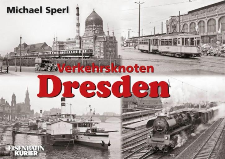 Verkehrsknoten Dresden. Michael Sperl