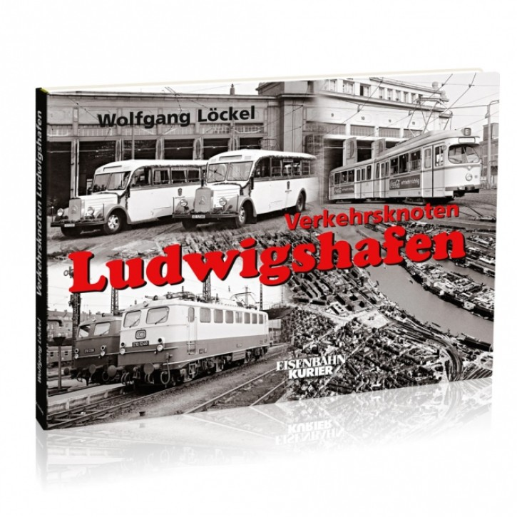 Verkehrsknoten Ludwigshafen. Wolfgang Löckel