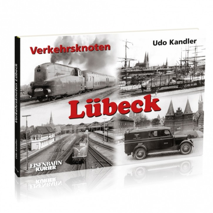 Verkehrsknoten Lübeck. Udo Kandler