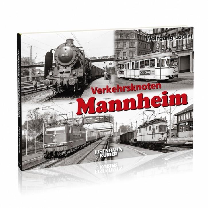 Verkehrsknoten Mannheim. Wolfgang Löckel