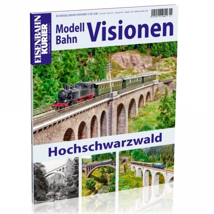 Modellbahn Visionen: Hochschwarzwald
