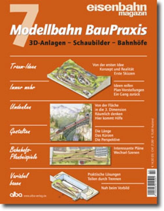 eisenbahn magazin Modellbahn BauPraxis: 3D-Anlagen - Schaubilder - Bahnhöfe