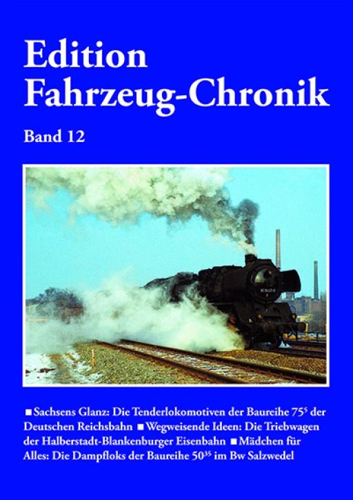 Edition Fahrzeug-Chronik Band 12