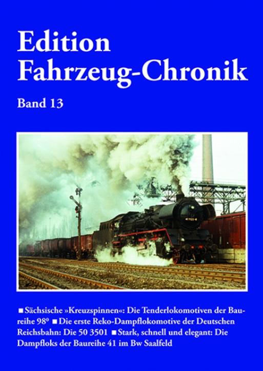 Edition Fahrzeug-Chronik Band 13