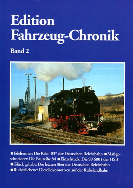Edition Fahrzeug-Chronik Band 2