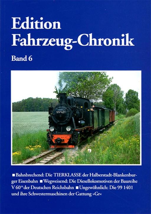 Edition Fahrzeug-Chronik Band 6