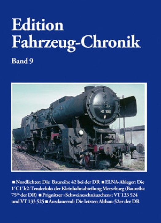 Edition Fahrzeug-Chronik Band 9