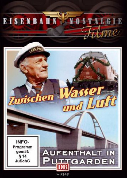 DVD: Zwischen Wasser und Luft - Aufenthalt in Puttgarden