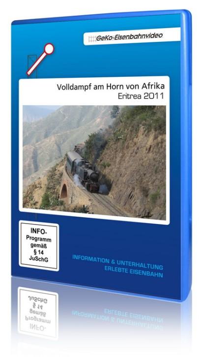 DVD: Volldampf am Horn von Afrika. Eritrea 2011