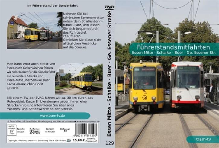 DVD: Im Führerstand Essen - Schalke - Gelsenkirchen