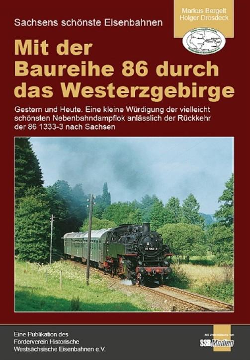 Mit der Baureihe 86 durch das Westerzgebirge