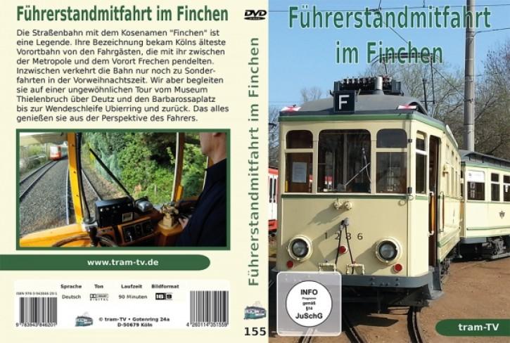 DVD: Füherstandsmitfahrt im Finchen