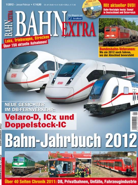 BahnExtra: Bahn-Jahrbuch 2012