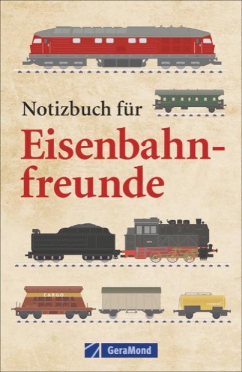 Notizbuch für Eisenbahnfreunde. Veselin Kolev