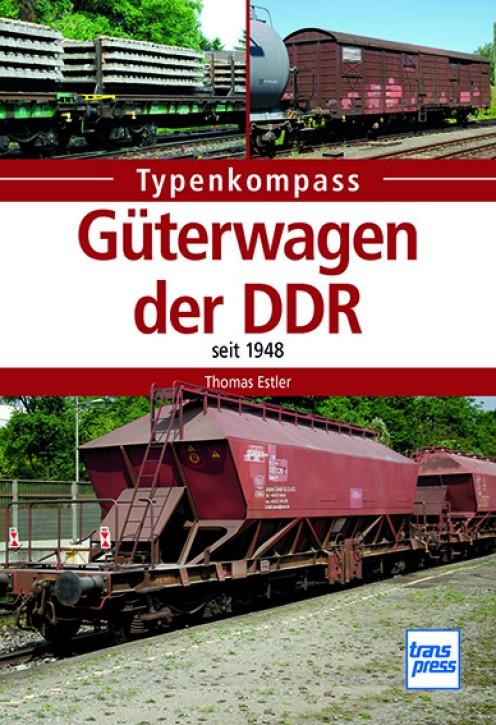 Güterwagen der DDR seit 1949. Thomas Estler