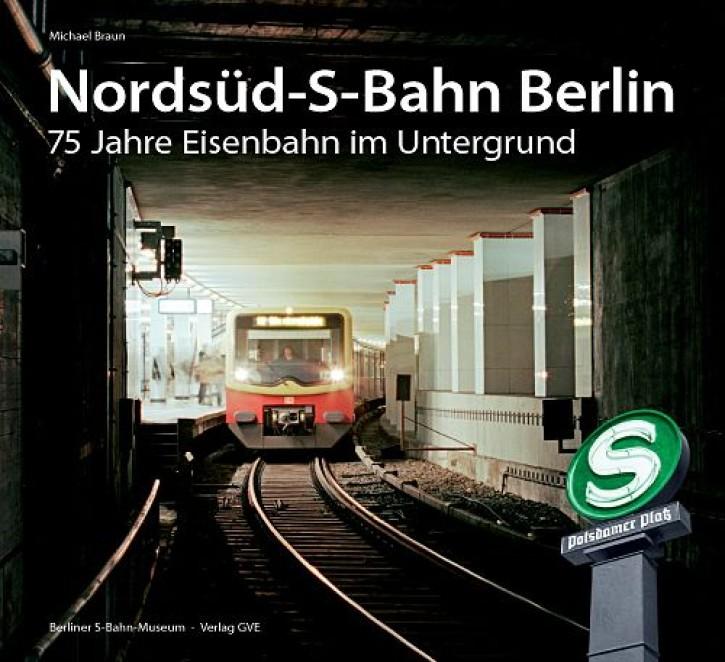 Nordsüd-S-Bahn Berlin. Michael Braun