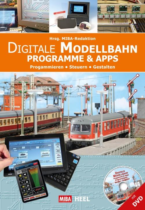 Digitale Modellbahn Programme & Apps. Programmieren Steuern Gestalten