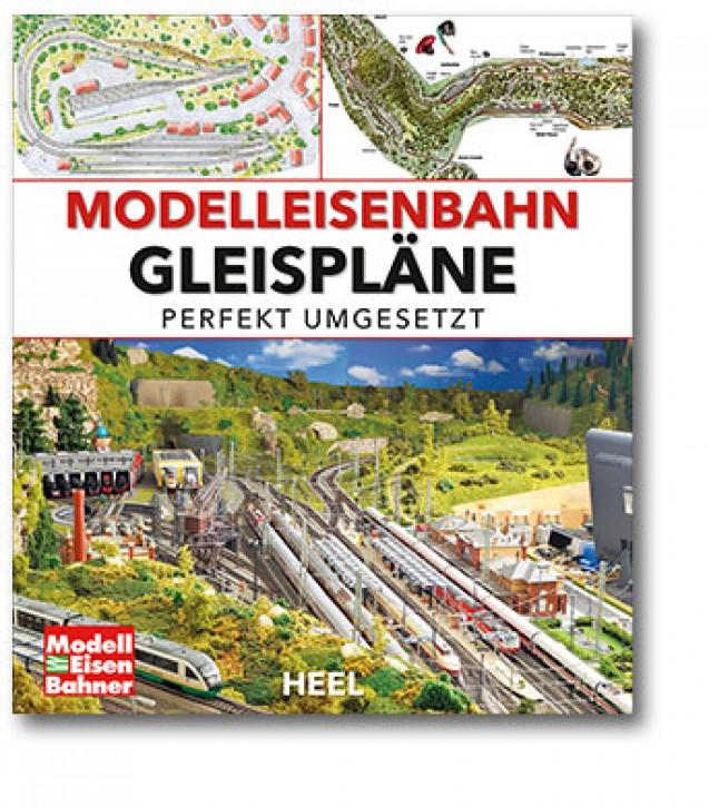 Mängelexemplar: Modelleisenbahn Gleispläne. Perfekt umgesetzt