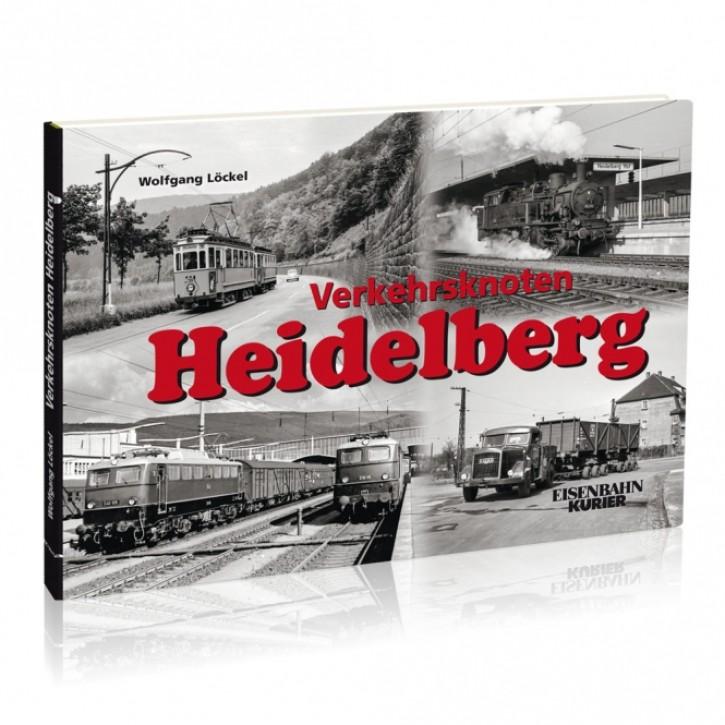 Verkehrsknoten Heidelberg. Wolfgang Löckel