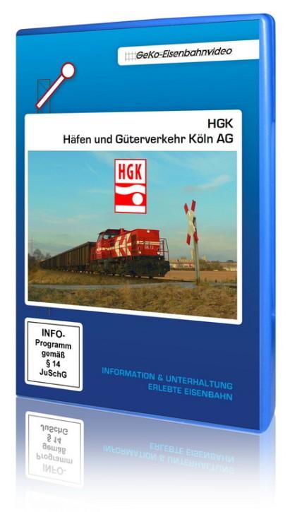 DVD: HGK - Häfen und Güterverkehr Köln AG
