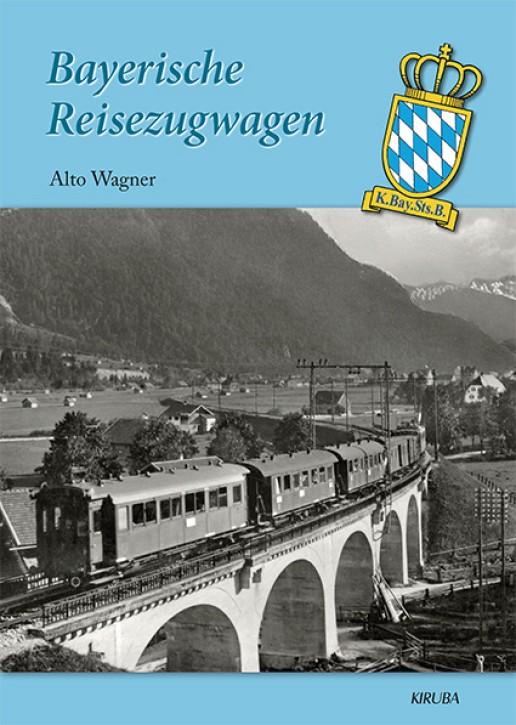 Bayerische Reisezugwagen. Alto Wagner