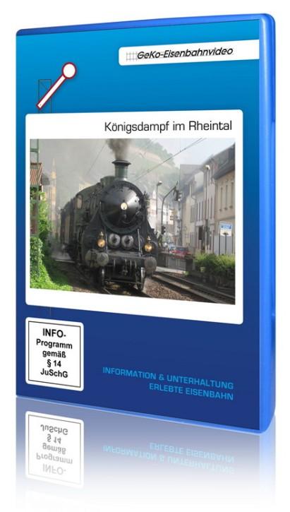 DVD: Königsdampf im Rheintal