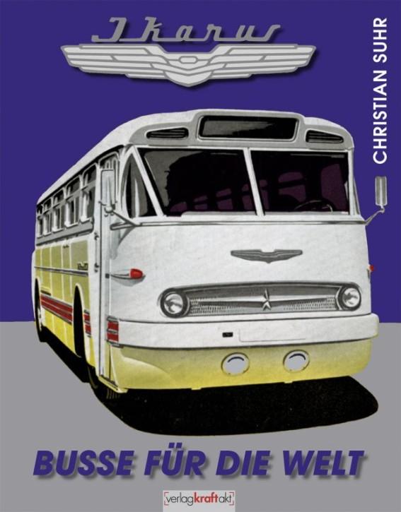 Ikarus - Busse für die Welt. Christian Suhr